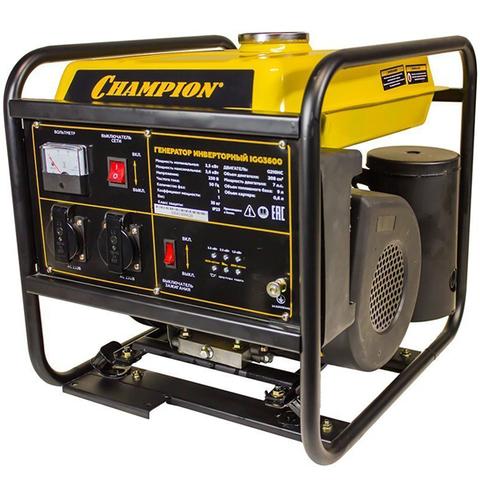 Электростанция Champion IGG3600