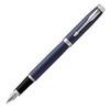 Перьевая ручка Parker IM Core F321 Matte Blue CT перо F (1931647) 3d ручка feizerg f 001 blue