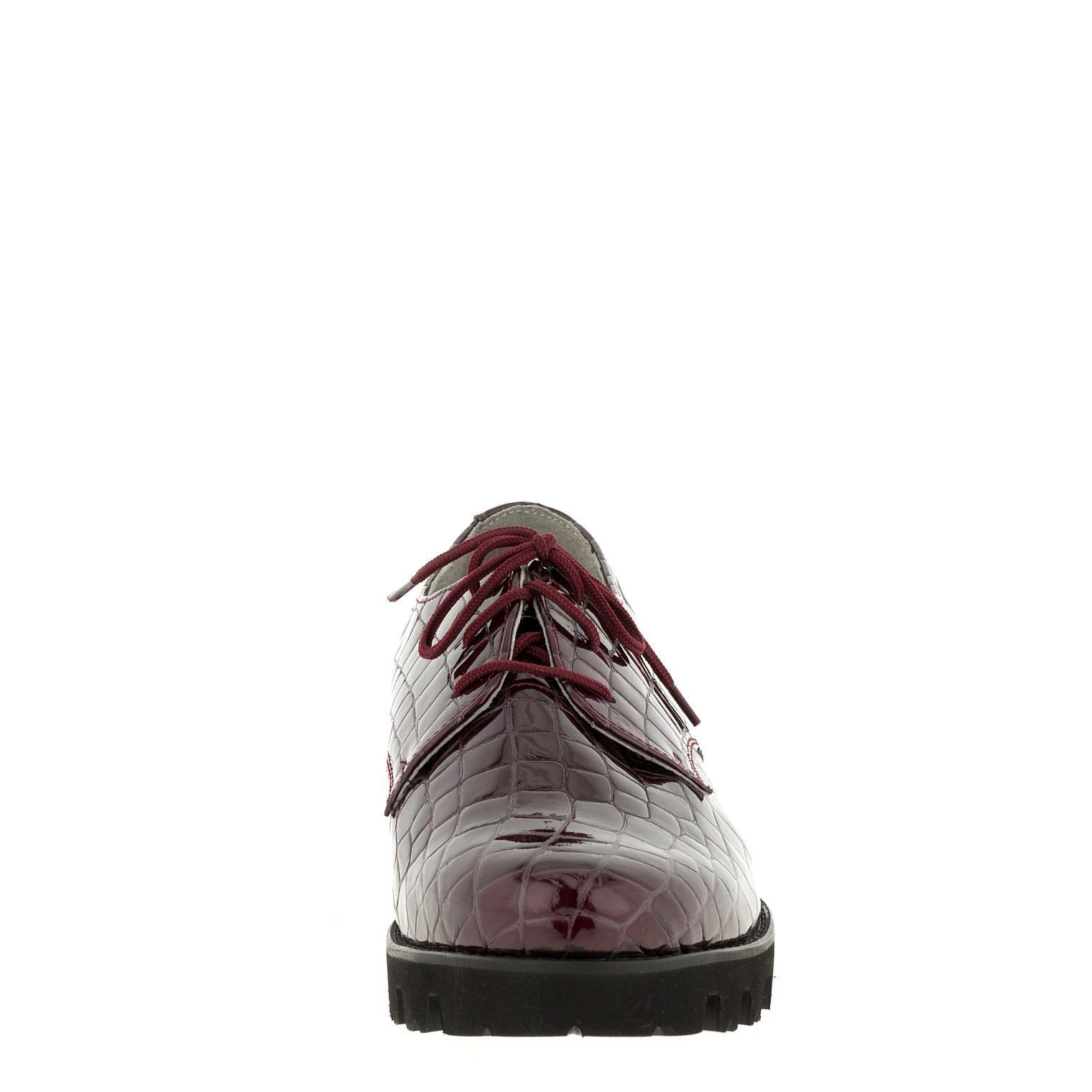 633269 туфли женские больших размеров марки Делфино
