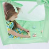 Игровой коврик к вигваму Mint Tipi зеленый