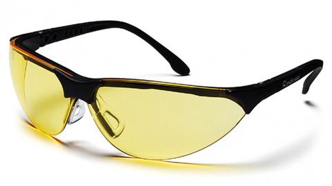 Очки баллистические стрелковые Pyramex Rendezvous SB2830S желтые 89%
