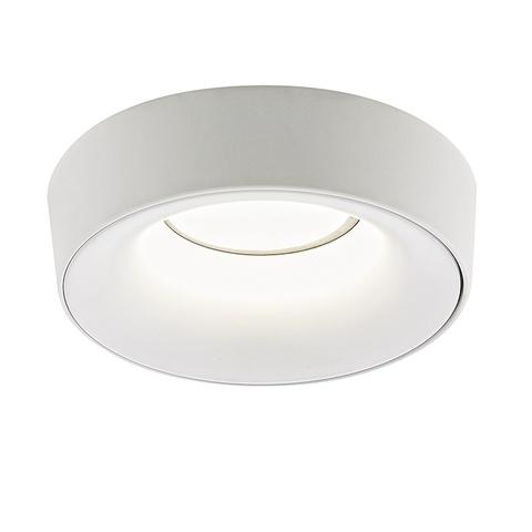 Встраиваемый светильник Ambrella A890 WH GU5.3