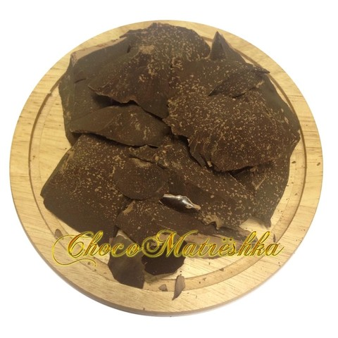Какао тертое из Малайзии 25 кг, Премиум