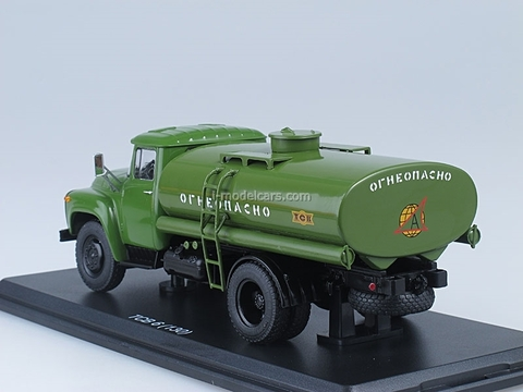 ZIL-130 TSV-6 khaki 1:43 Start Scale Models (SSM)
