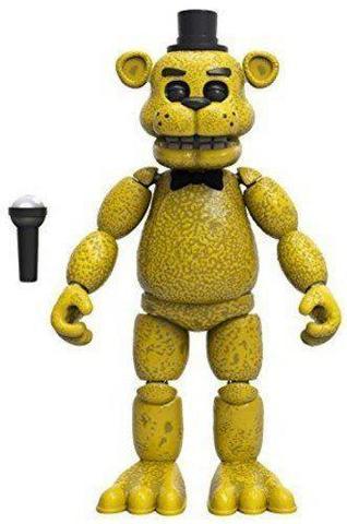 Активная фигурка Золотой Фредди (Freddy)
