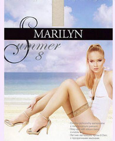 Чулки Marilyn Summer 8