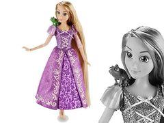 Кукла Рапунцель с питомцем, Принцесса Диснея, Базовая