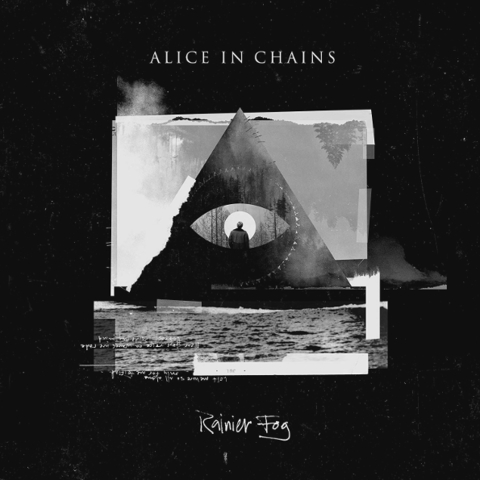 Alice In Chains ‎/ Rainier Fog (2LP)