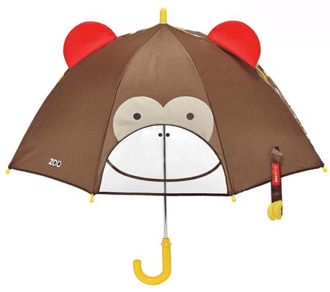 Детский зонтик Обезьянка