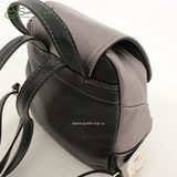 Рюкзак Саломея 502 серый металлик