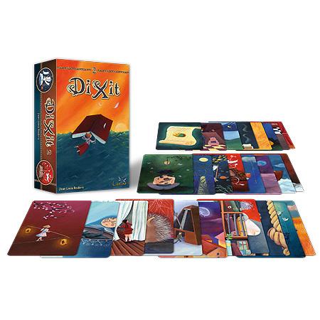 Настольная игра Диксит 4, Диксит3, Диксит2 (Dixit , дополнения). Новинка!