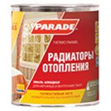 Эмаль PARADE А5 80°С Радиаторы отопления алкидная термо база А п/мат.