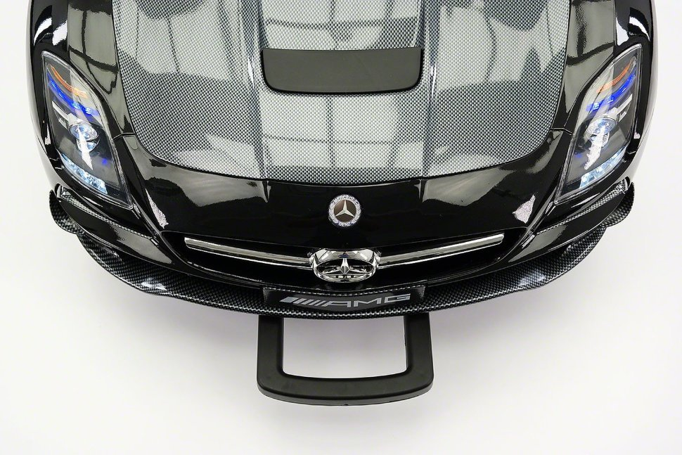 Детский электромобиль Mercedes-Benz SLS AMG Carbon Edition 12V 2.4G - SX128-S