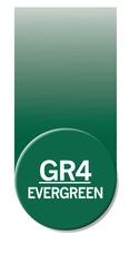 Маркер Chameleon Color Tones глубокий вечнозеленый GR4
