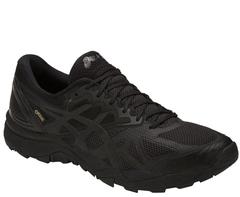 Кроссовки внедорожники Asics Gel-Fujitrabuco 6 G-TX Black мужские