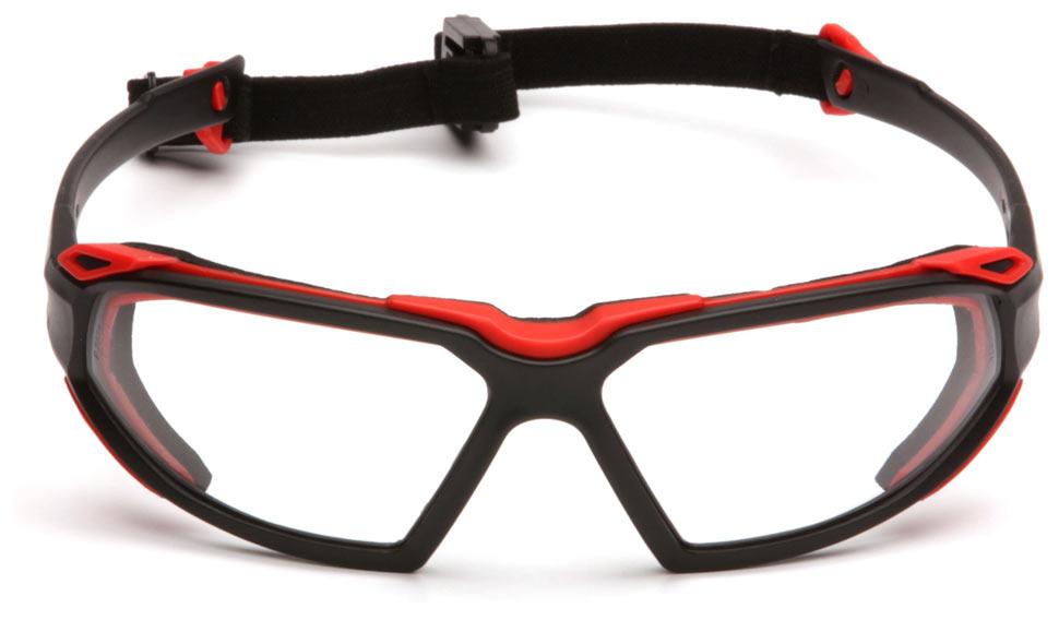 Очки баллистические тактические Pyramex Highlander SBR5010DT Anti-fog прозрачные 96%