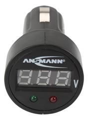 Тестер для автомобильных аккумуляторов Power Check 12/24V