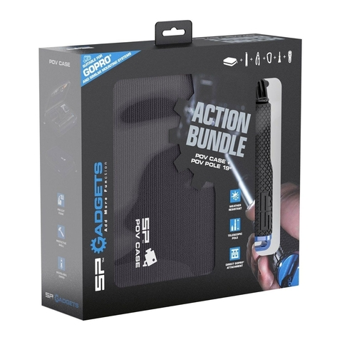 SP ACTION BUNDLE - Экшн Набор ( Бокс + Монопод)