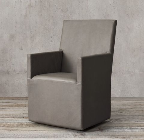 Ellison High-Back Leather Armchair