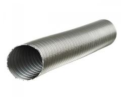 Полужесткий воздуховод ф 180 (1м) из нержавеющей стали Термовент