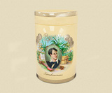 Byron Serie Siglo XX Londinenses (фарфоровый хьюмидор)