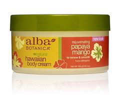 Гавайский крем для тела с папайей и манго, Alba Botanica