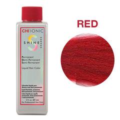 CHI Ionic Shine Shades Liquid Color  RED (Цветная добавка Красный) - Жидкая краска для волос