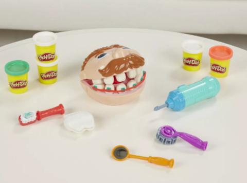 Набор Мистер Зубастик Play-Doh