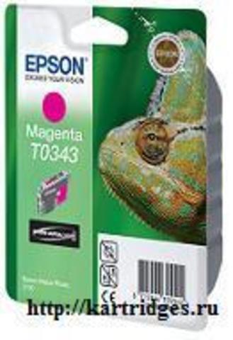 Картридж Epson T034340