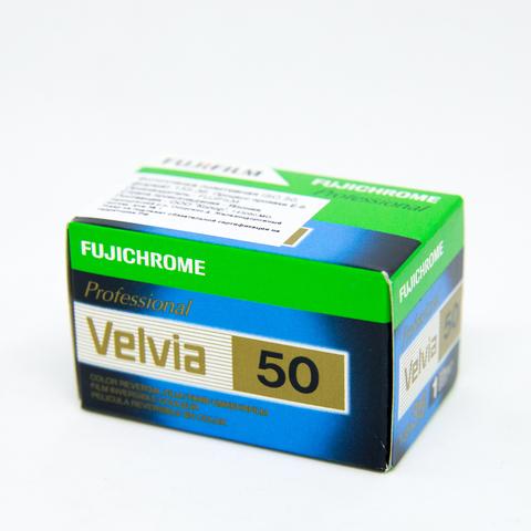 Фотопленка Fujifilm Velvia 50/135-36