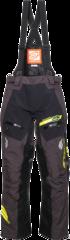 Vibe Snowbike Bib / Черно-желтый