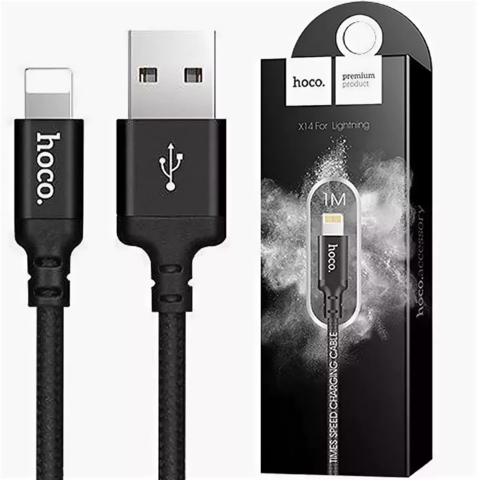 USB кабель HOCO Times speed lightning X14