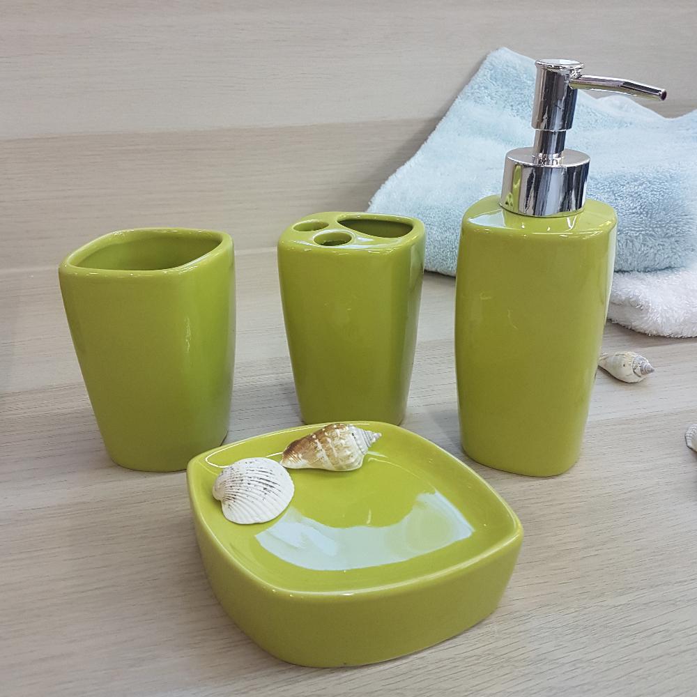Ванный набор, керамический.
