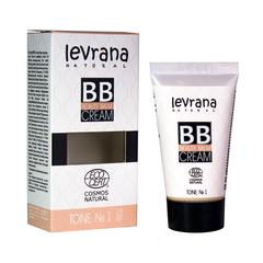 Levrana, BB крем тон №1, 30мл