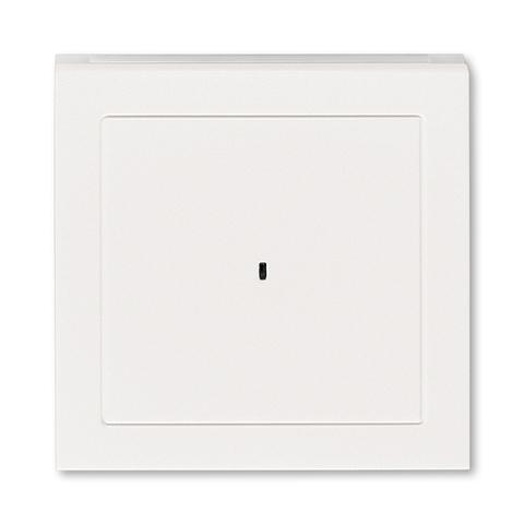 Лицевая панель карточного выключателя. Цвет Жемчуг / ледяной. ABB. Levit(Левит). 2CHH590700A4068