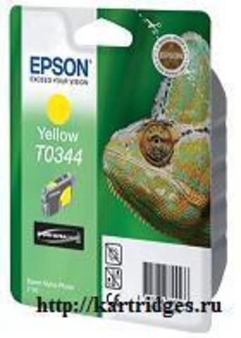 Картридж Epson T034440