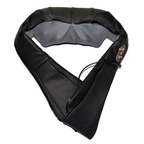 Инфракрасный шейный массажер предназначен для комфортного массажа ш...