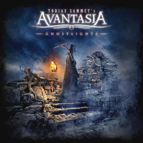 Tobias Sammet's Avantasia / Ghostlights (RU)(CD)