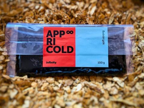 Табак Infinity 100 г Appri Cold