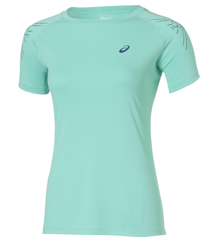Женская футболка для бега Asics Stripe SS Top (126232 4002)