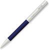 franklin covey шариковая ручка fc0072im 3 Шариковая ручка Franklin Covey Greenwich Blue/Chrome в футляре (FC0022-3)