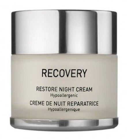 Gigi Recovery Restore Night Cream, Ночной восстанавливающий крем, 50 мл.