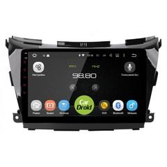 Штатная магнитола на Android 6.0 для Nissan X-Trail T31 07-15 Roximo CarDroid RD-1207F