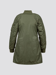 Куртка Alpha Industries L-2B Long W Sage Green