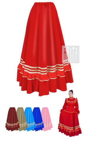 Фото Казачья лезгинка юбка женская рисунок Выбирайте лучший казачий костюм в Мастерской Ангел. Мы специализируемся на народной, в том числе, казачьей одежде!