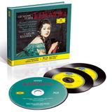 Bayerischen Staatsoper, Carlos Kleiber / Verdi: La Traviata (2CD+Blu-ray Audio)