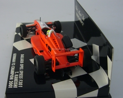 Dallara Opel F301 T. Kaneishi Champion German Formula 3 2001 Minichamps 1:43