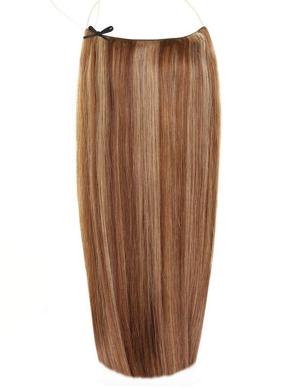 Волосы на леске Flip in- цвет #4-27