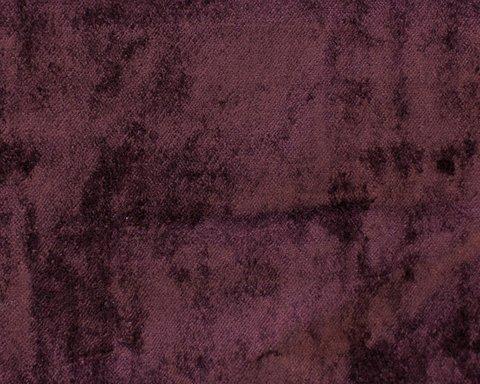 Портьерная ткань Солярис бархат однотонный фиолетовый