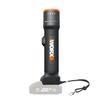 Фонарь аккумуляторный WORX WX027.9, 20В, без АКБ и ЗУ
